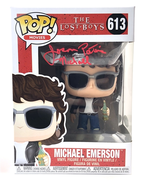 "Jason Patric Autograph Signed Funko Pop - The Lost Boys ""Michael"" (JSA COA)"