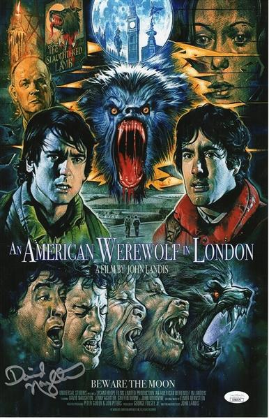 David Naughton Signed 8x10 Photo An American Werewolf In